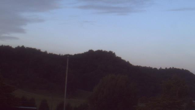 Abingdon, Virginia Mon. 06:48