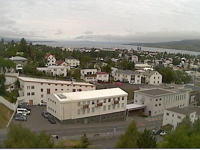 Akureyri Thu. 10:11