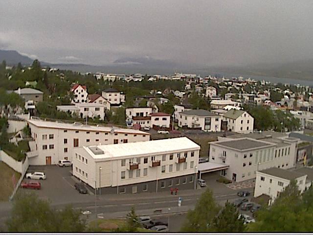 Akureyri Thu. 13:11