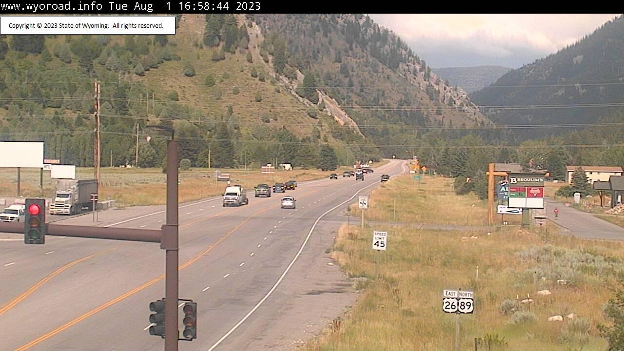 Alpine Junction, Wyoming Sat. 17:03