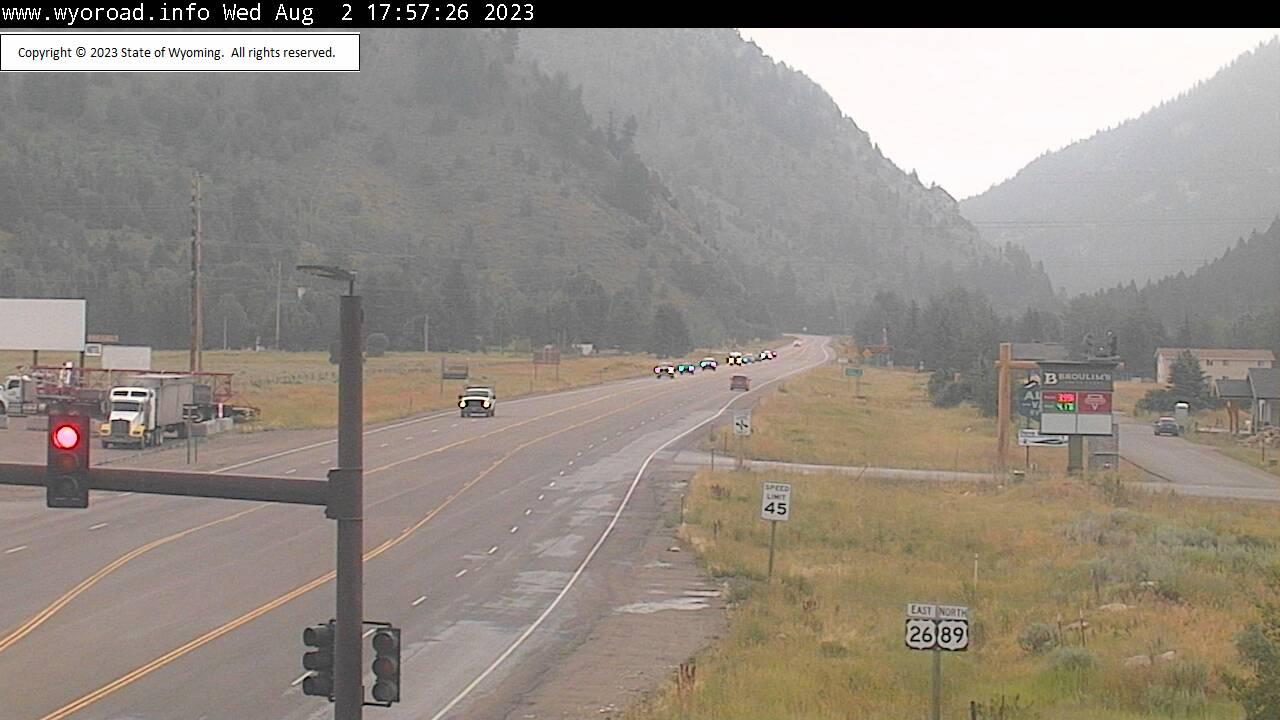 Alpine Junction, Wyoming Sat. 18:03
