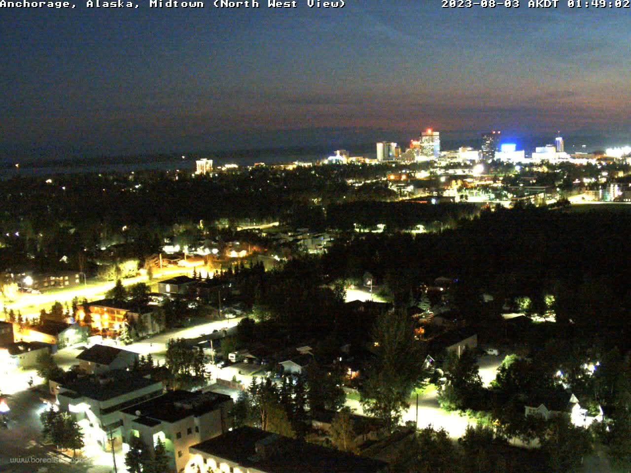 Anchorage, Alaska Fri. 01:49