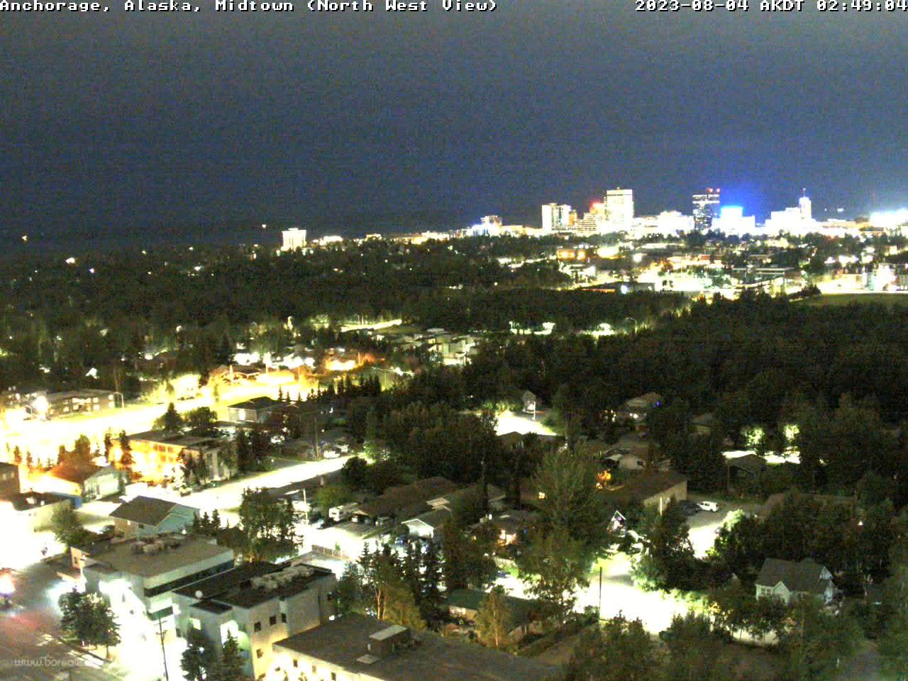 Anchorage, Alaska Fri. 02:49
