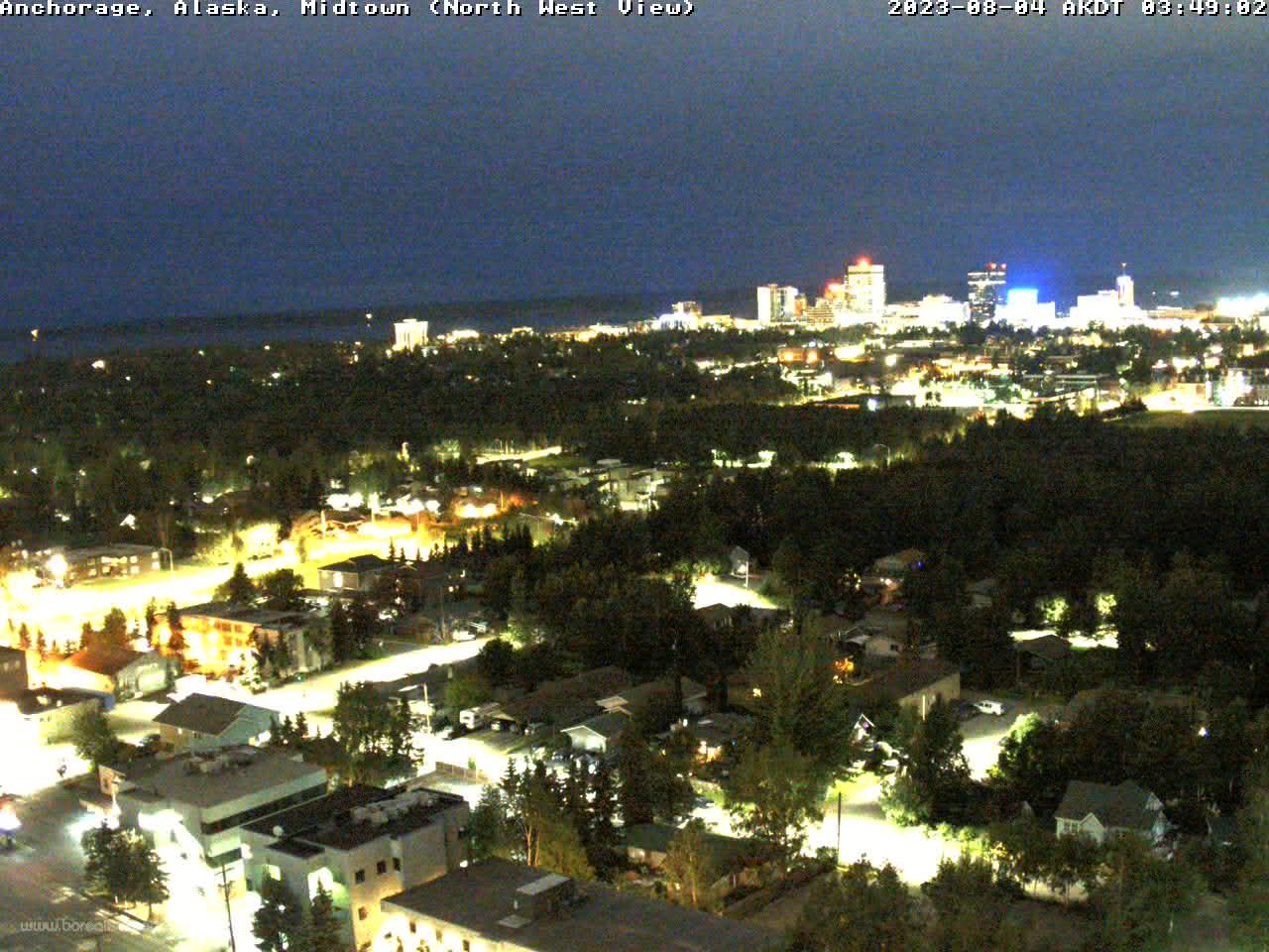 Anchorage, Alaska Fri. 03:49