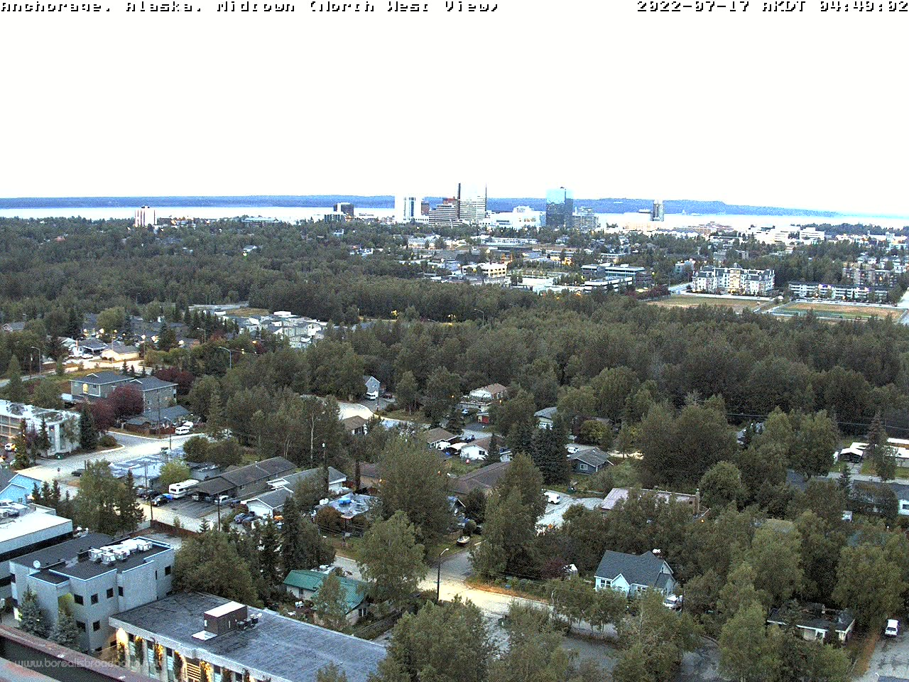 Anchorage, Alaska Fri. 04:49