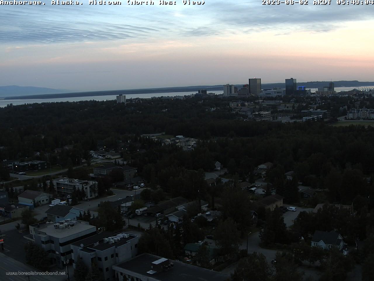 Anchorage, Alaska Fri. 05:49