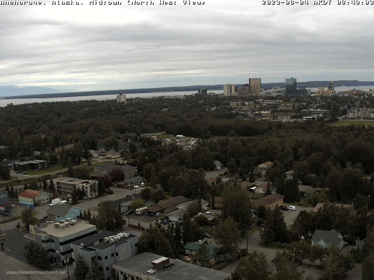 Anchorage, Alaska Fri. 08:49
