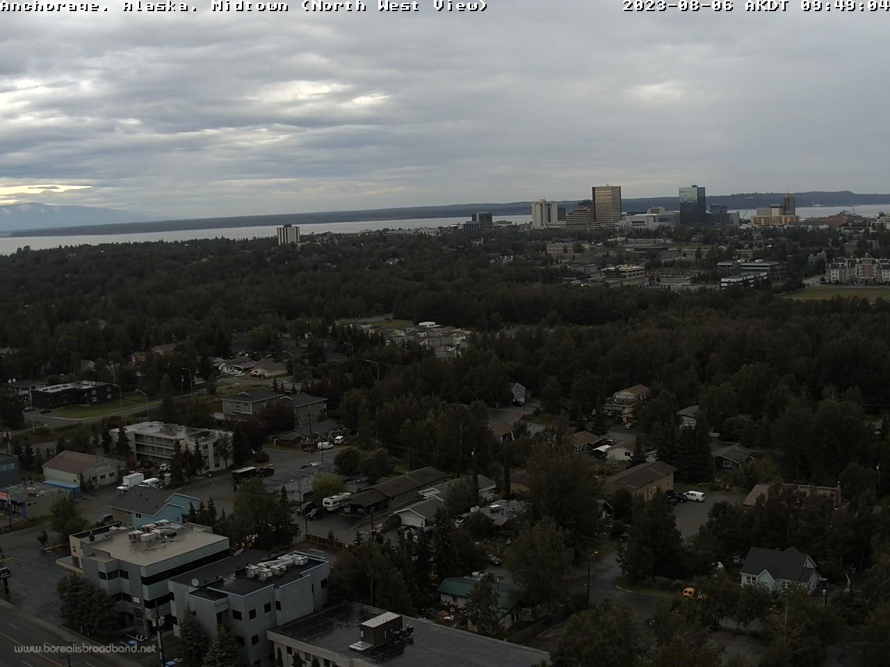 Anchorage, Alaska Fri. 09:49