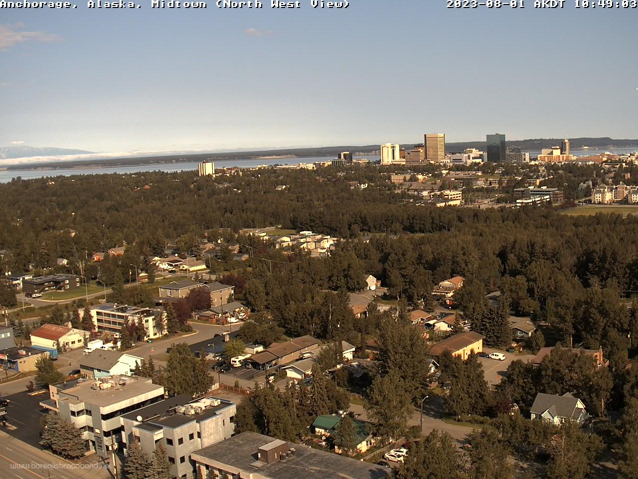 Anchorage, Alaska Fri. 10:49