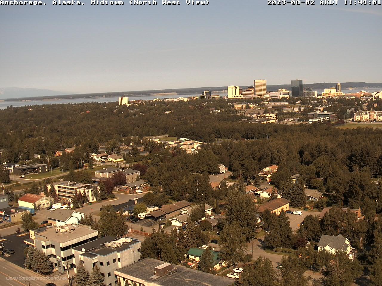 Anchorage, Alaska Fri. 11:49
