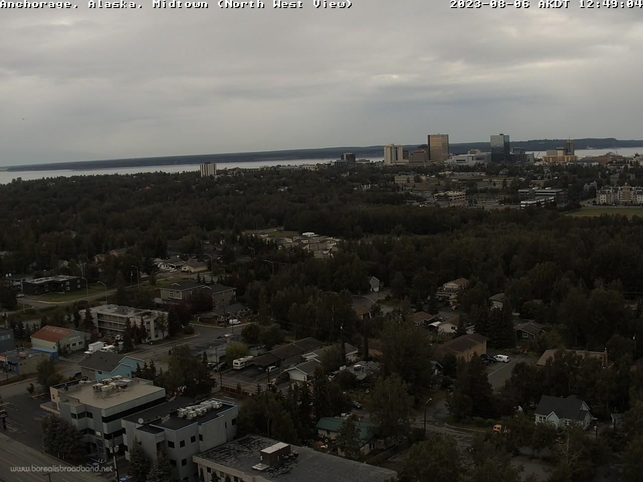 Anchorage, Alaska Fri. 12:49