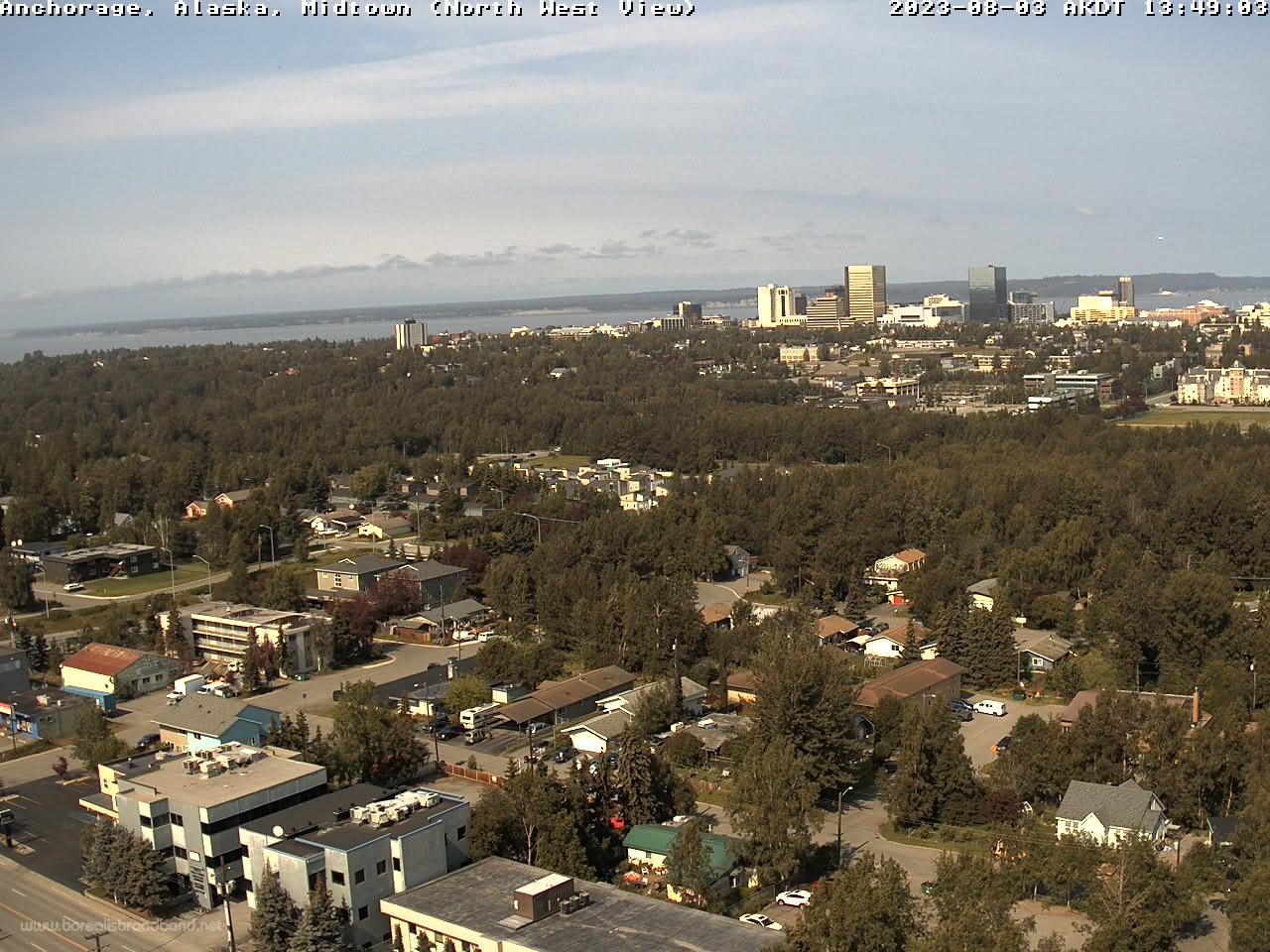 Anchorage, Alaska Fri. 13:49