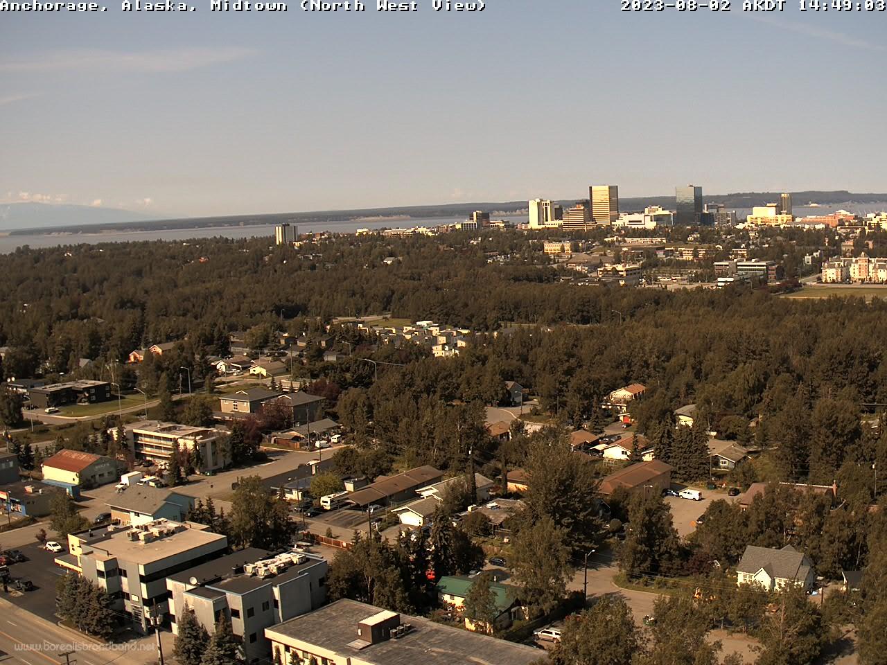 Anchorage, Alaska Fri. 14:49