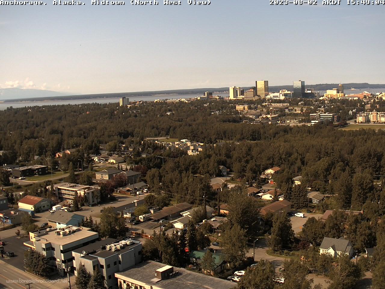Anchorage, Alaska Thu. 15:49