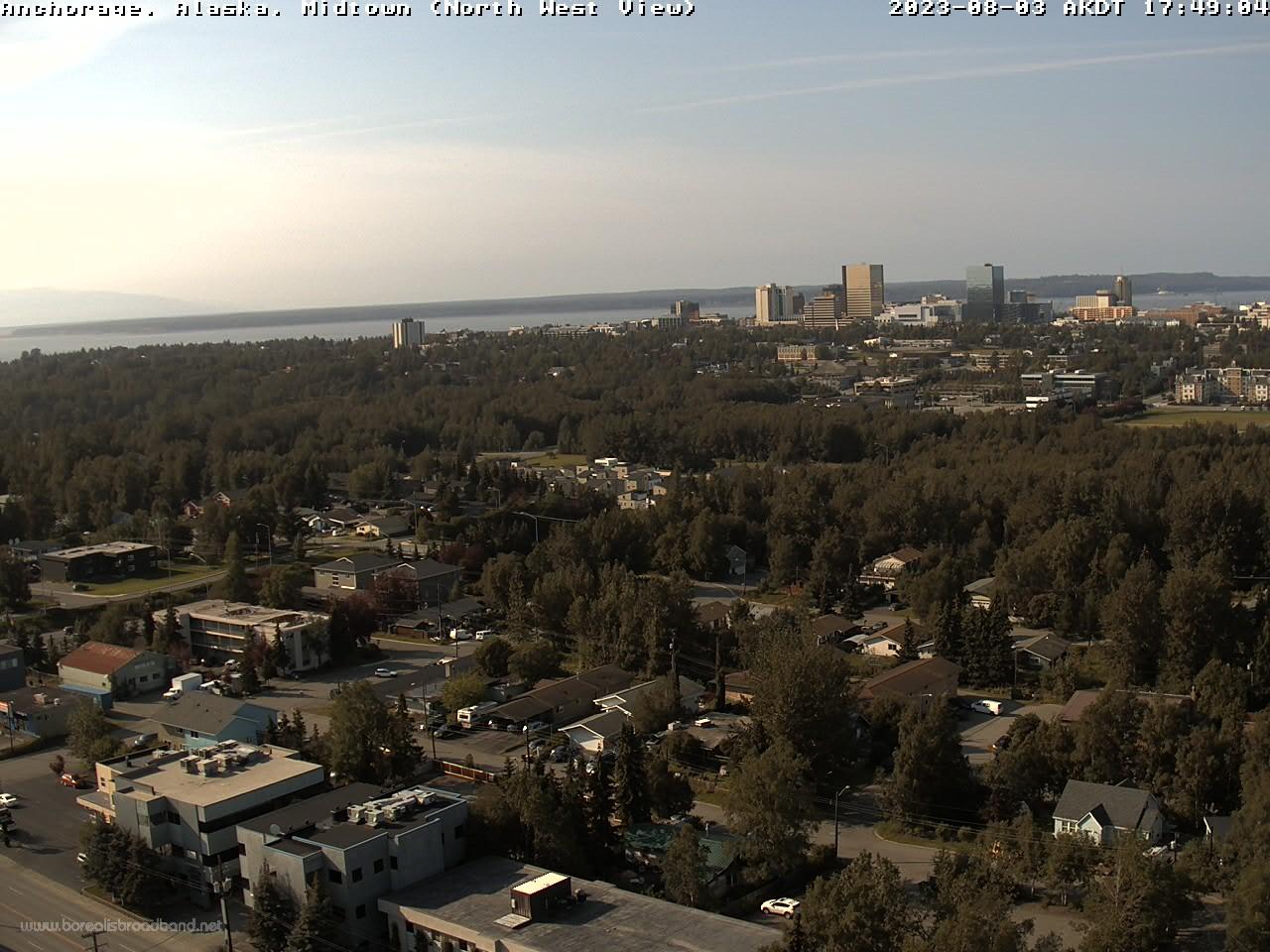 Anchorage, Alaska Thu. 17:49
