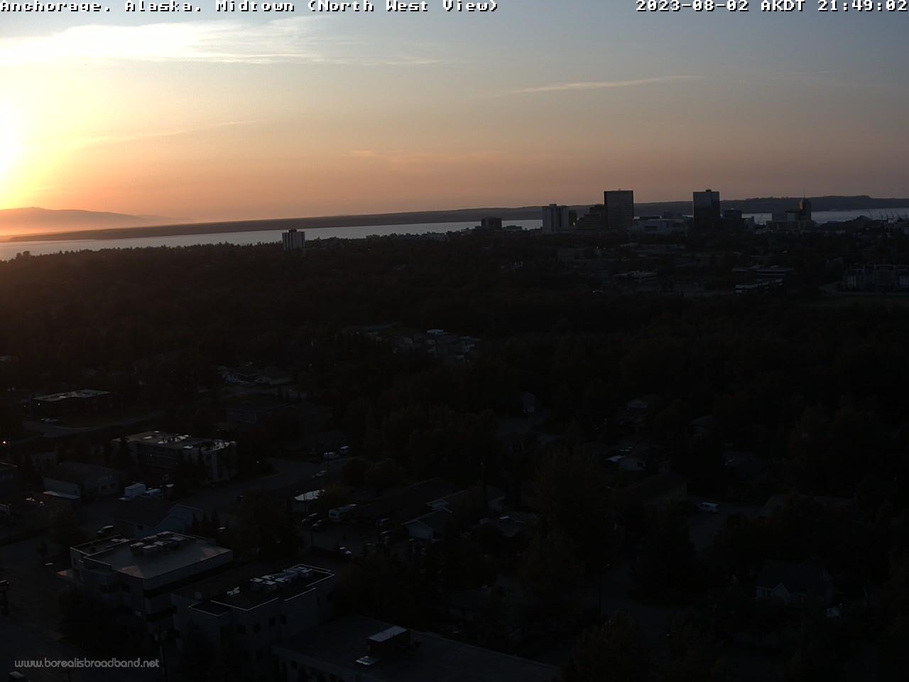Anchorage, Alaska Thu. 21:49