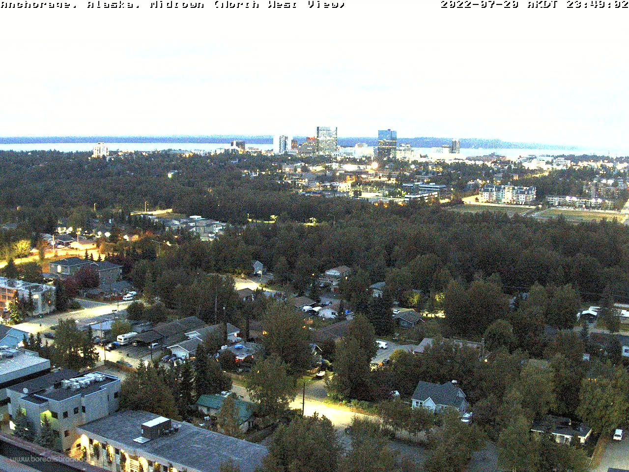 Anchorage, Alaska Thu. 23:49