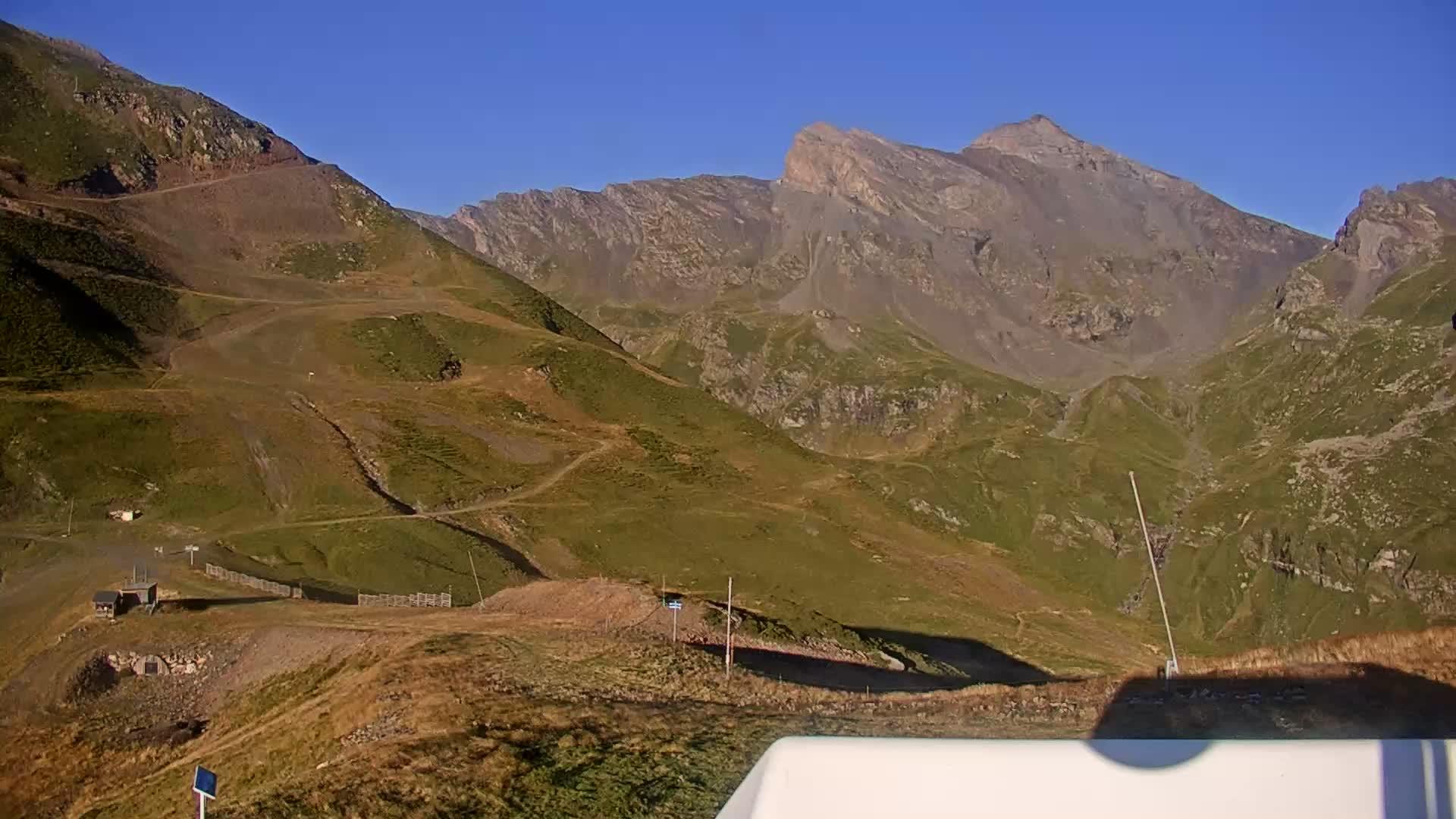 Piau Engaly webcam - Vallee de Badet