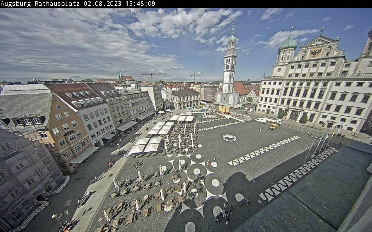 Augsburg Webcam