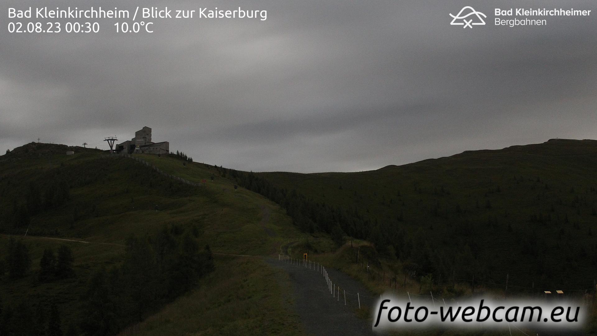 Bad Kleinkirchheim Thu. 00:23