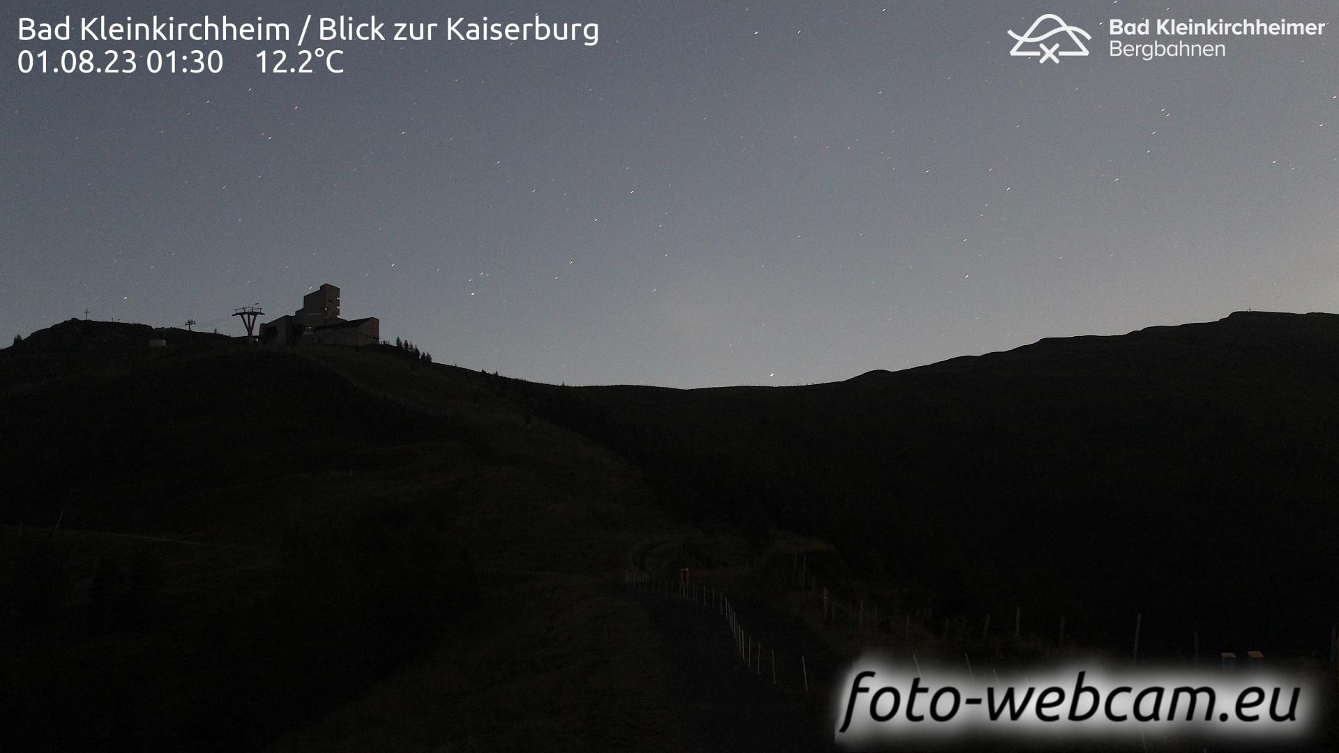 Bad Kleinkirchheim Thu. 01:23