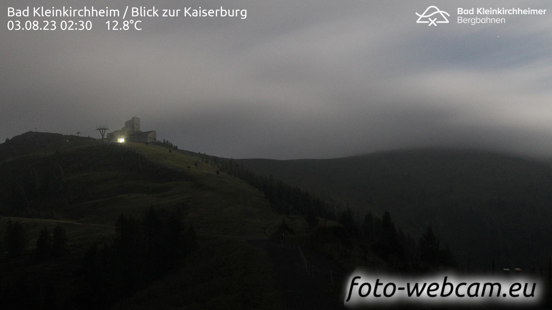 Bad Kleinkirchheim Thu. 02:23