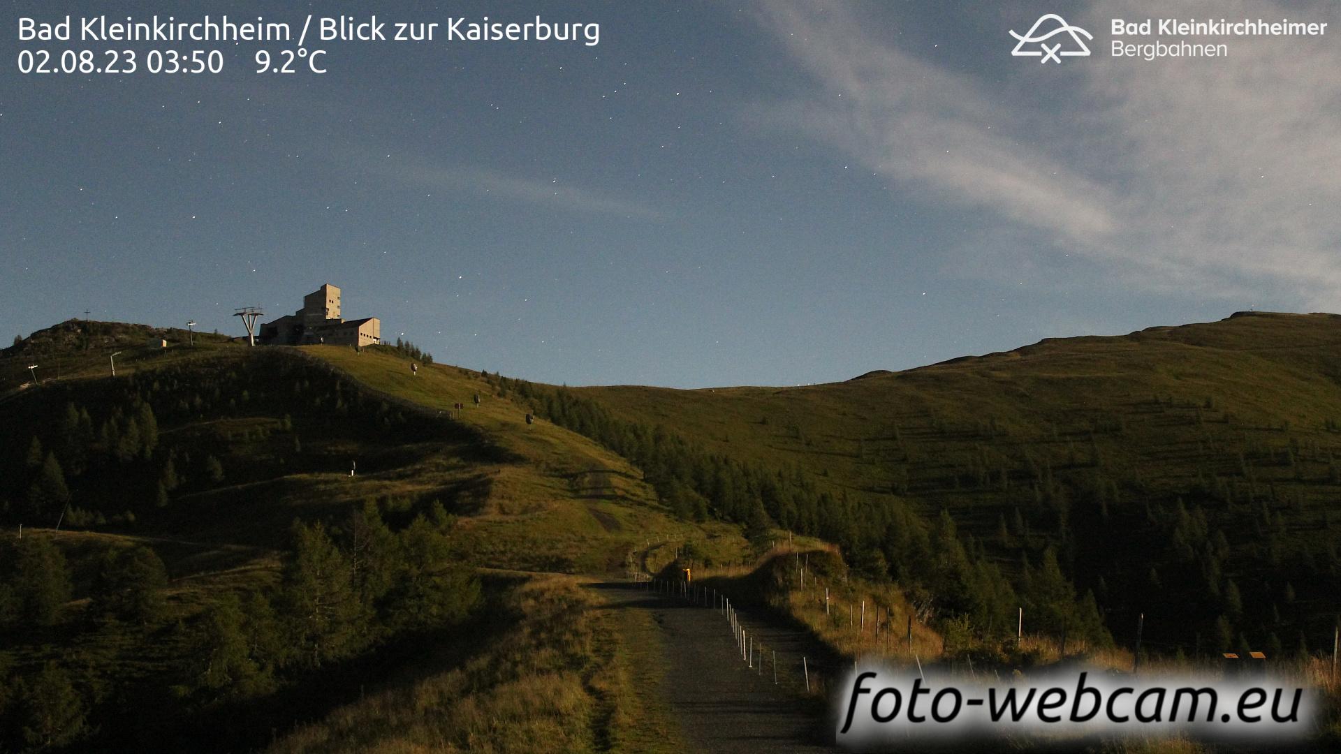 Bad Kleinkirchheim Thu. 03:23
