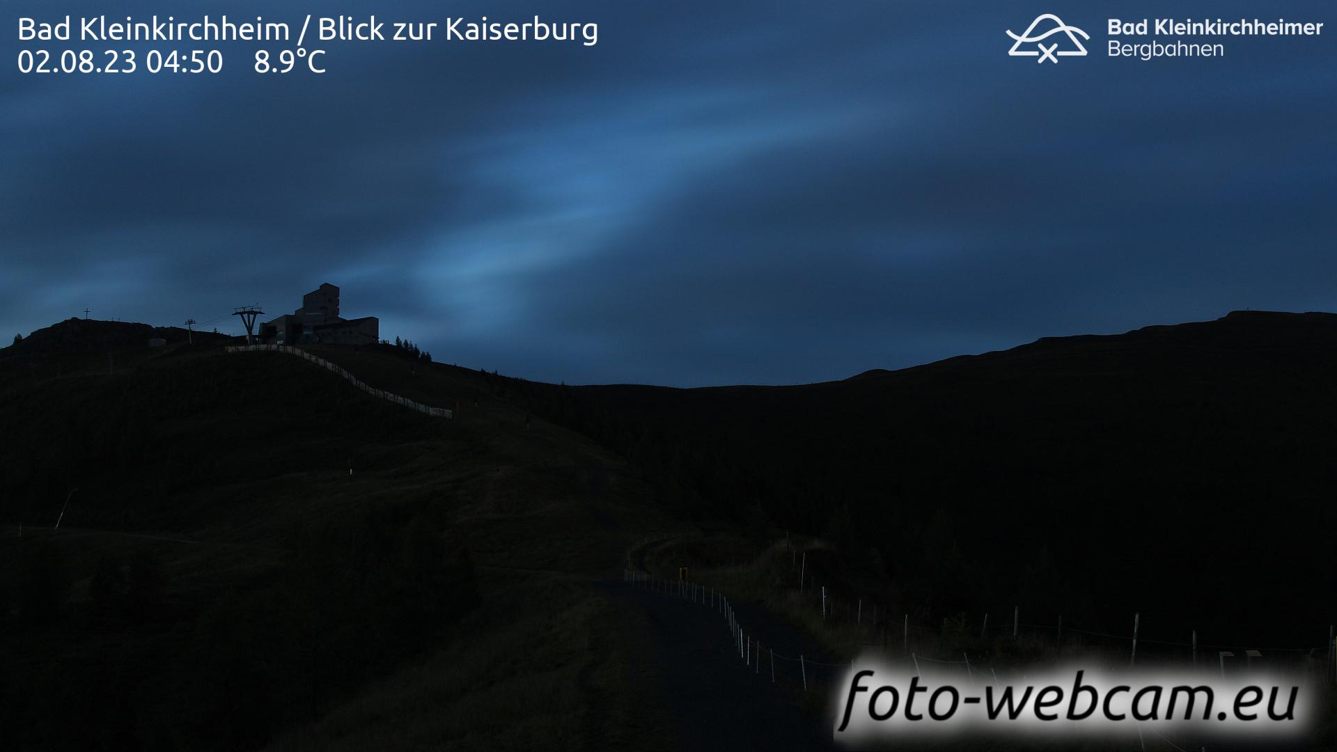 Bad Kleinkirchheim Thu. 04:23