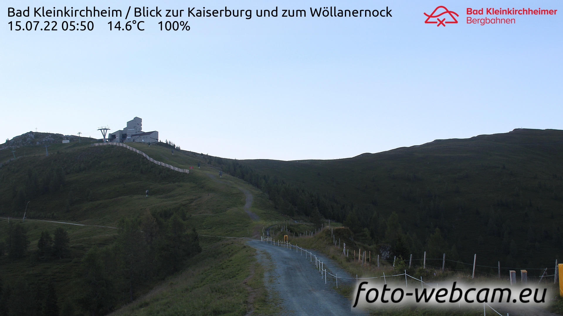 Bad Kleinkirchheim Thu. 05:23