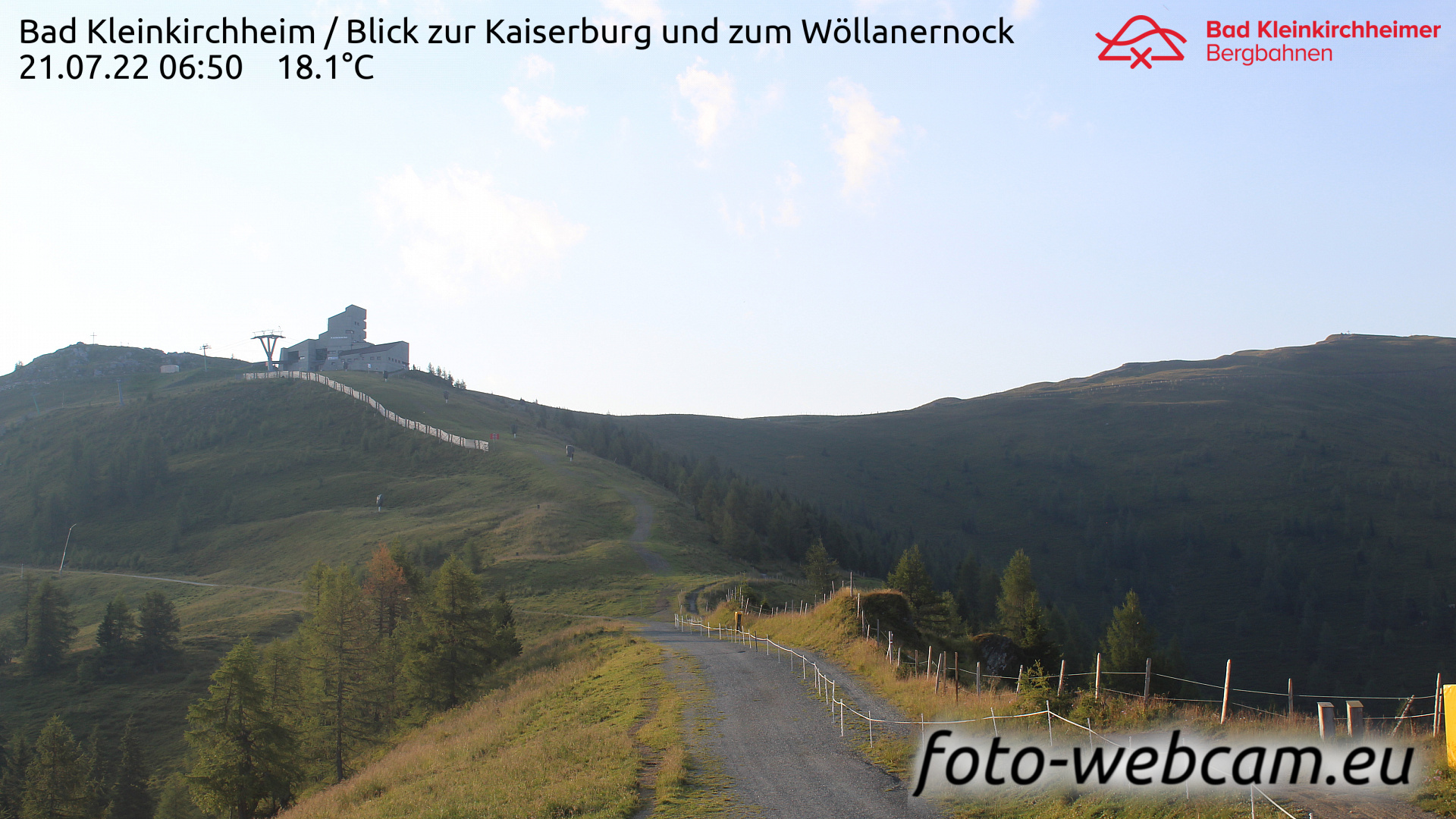 Bad Kleinkirchheim Thu. 06:23