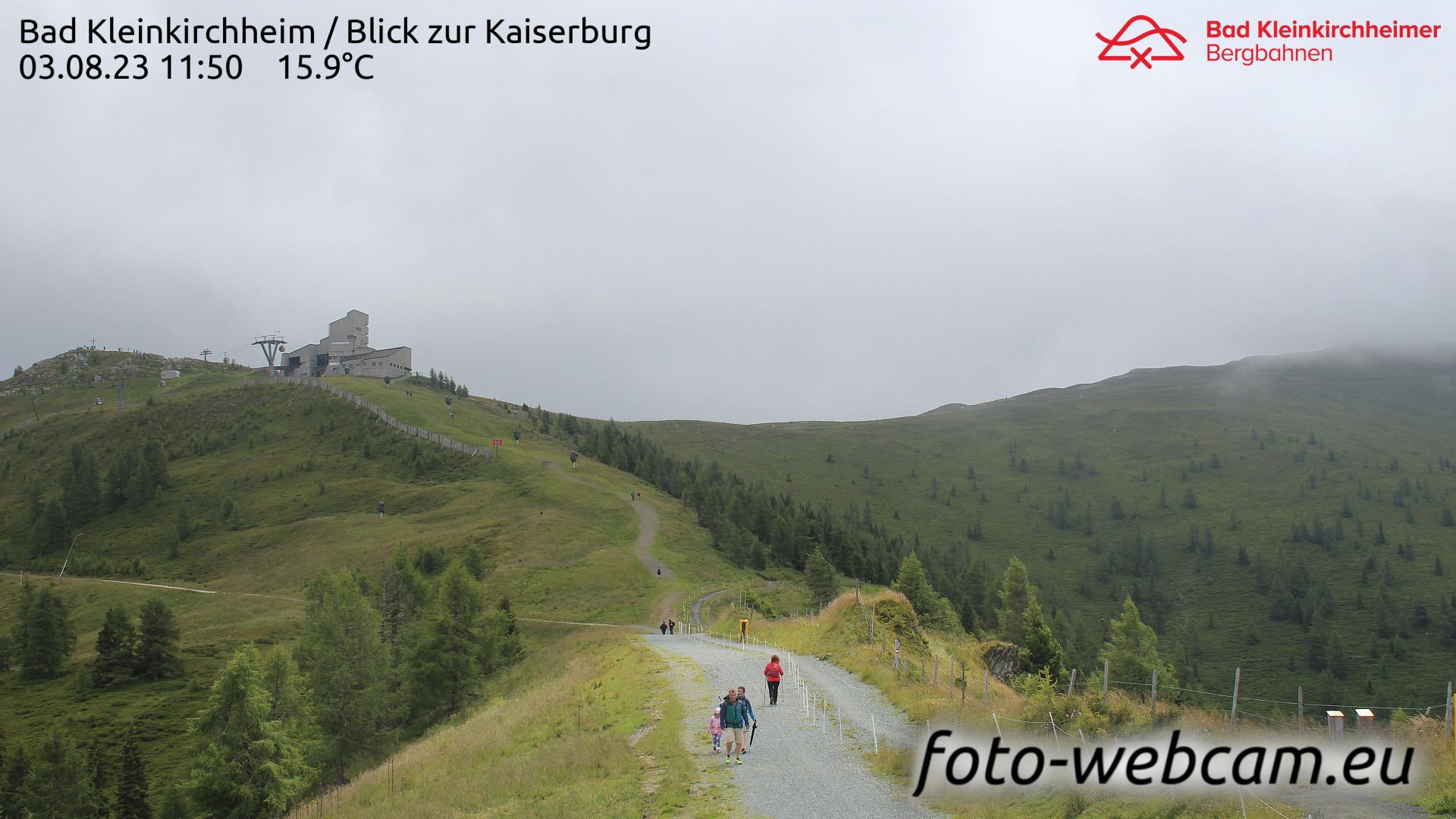 Bad Kleinkirchheim Thu. 11:23