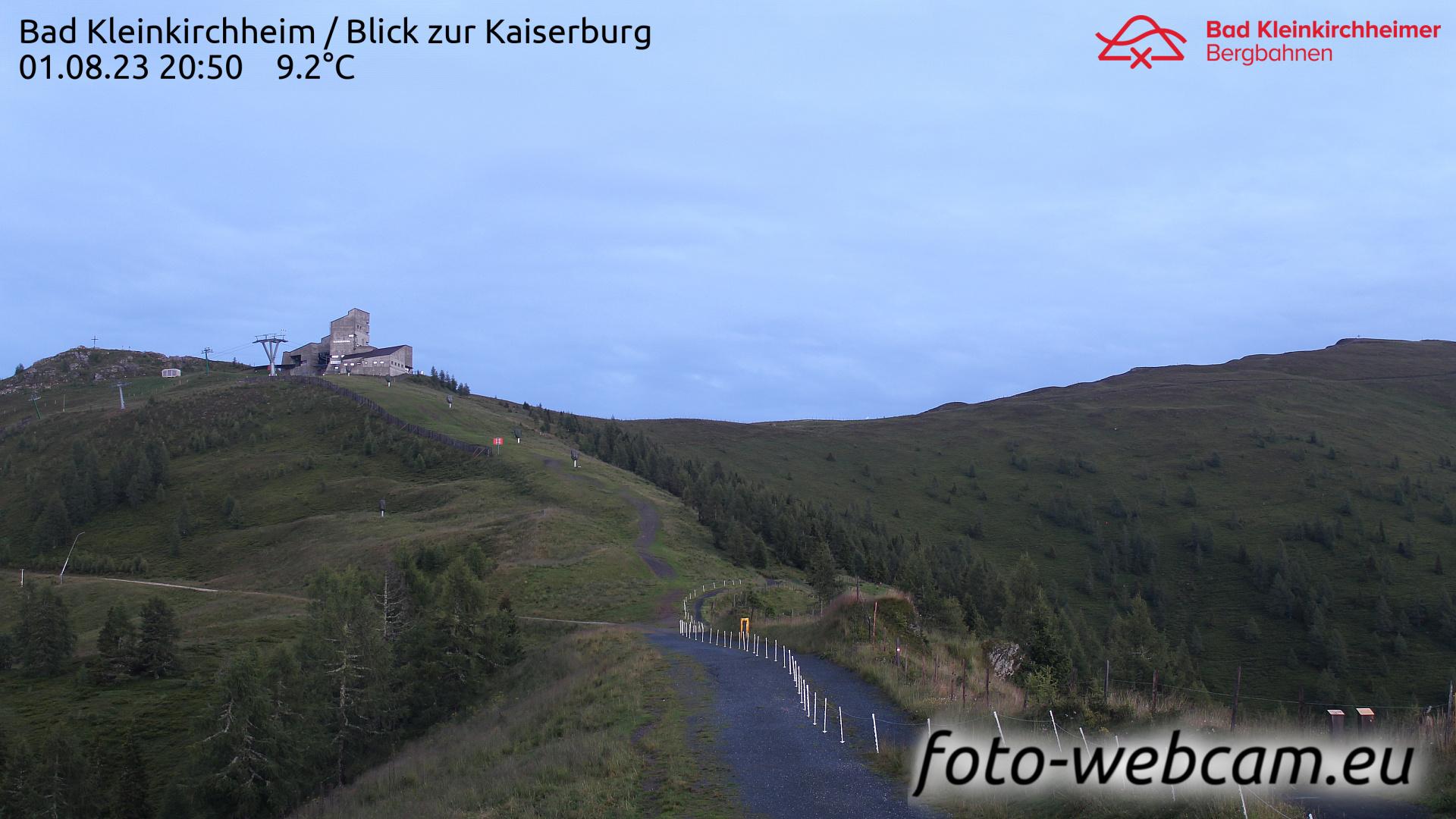 Bad Kleinkirchheim Thu. 20:23