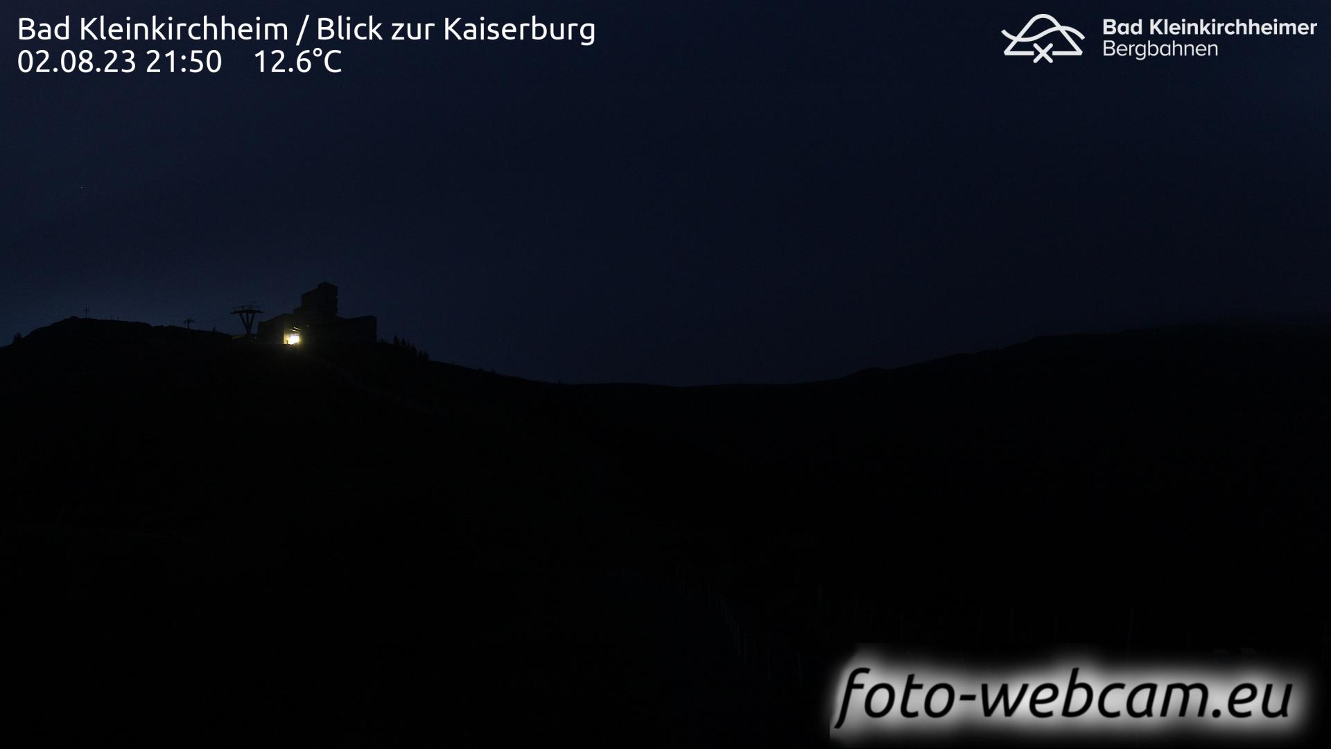 Bad Kleinkirchheim Thu. 21:23