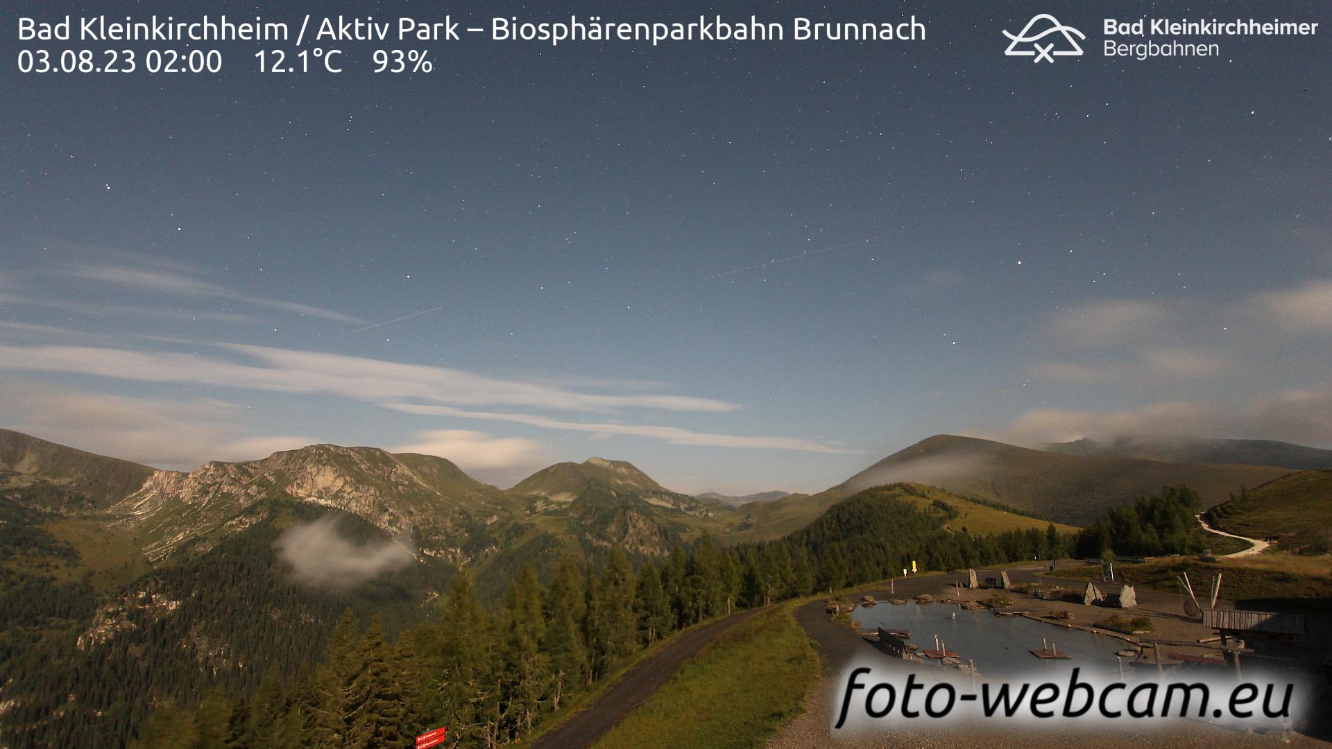 Bad Kleinkirchheim Sat. 02:30
