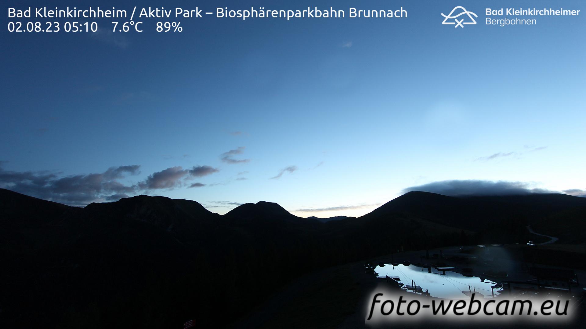 Bad Kleinkirchheim Sat. 05:30