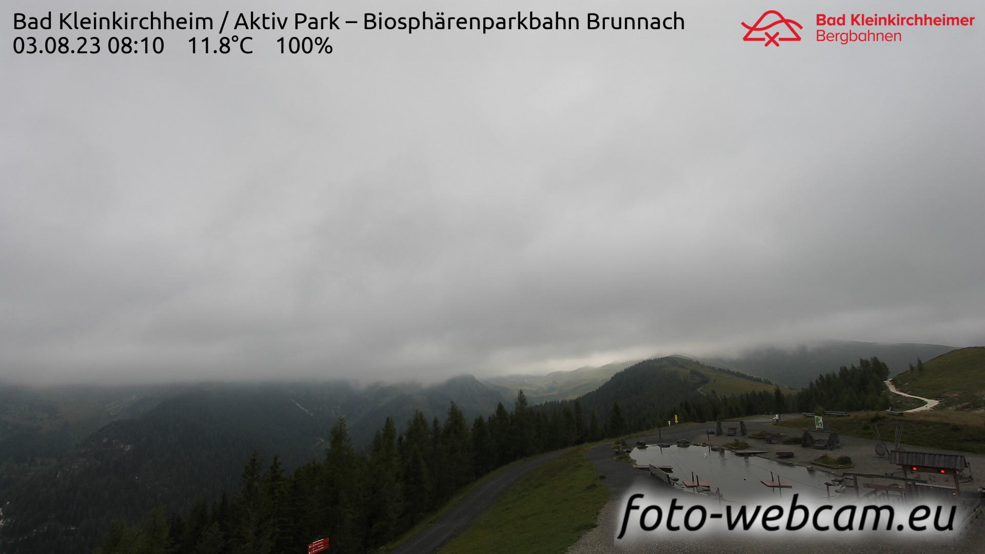 Bad Kleinkirchheim Fri. 08:30