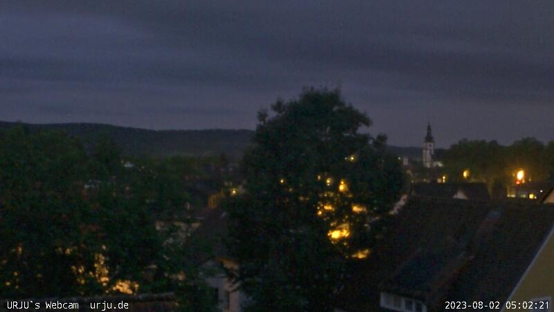 Bad Soden-Salmünster Tue. 05:02