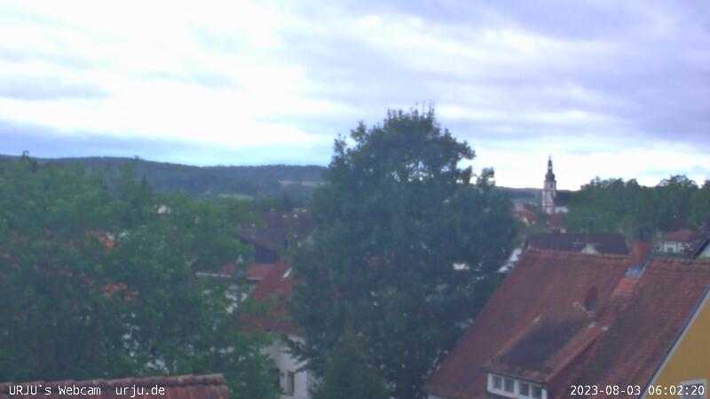 Bad Soden-Salmünster Tue. 06:02