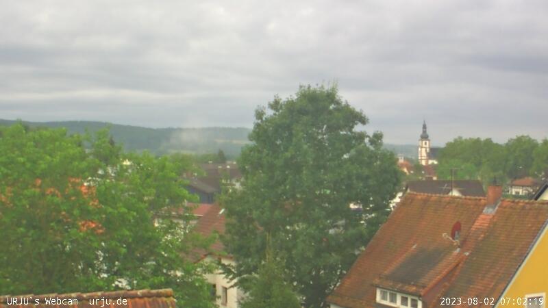 Bad Soden-Salmünster Tue. 07:02