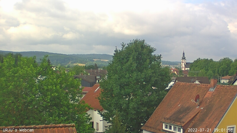 Bad Soden-Salmünster Tue. 09:02