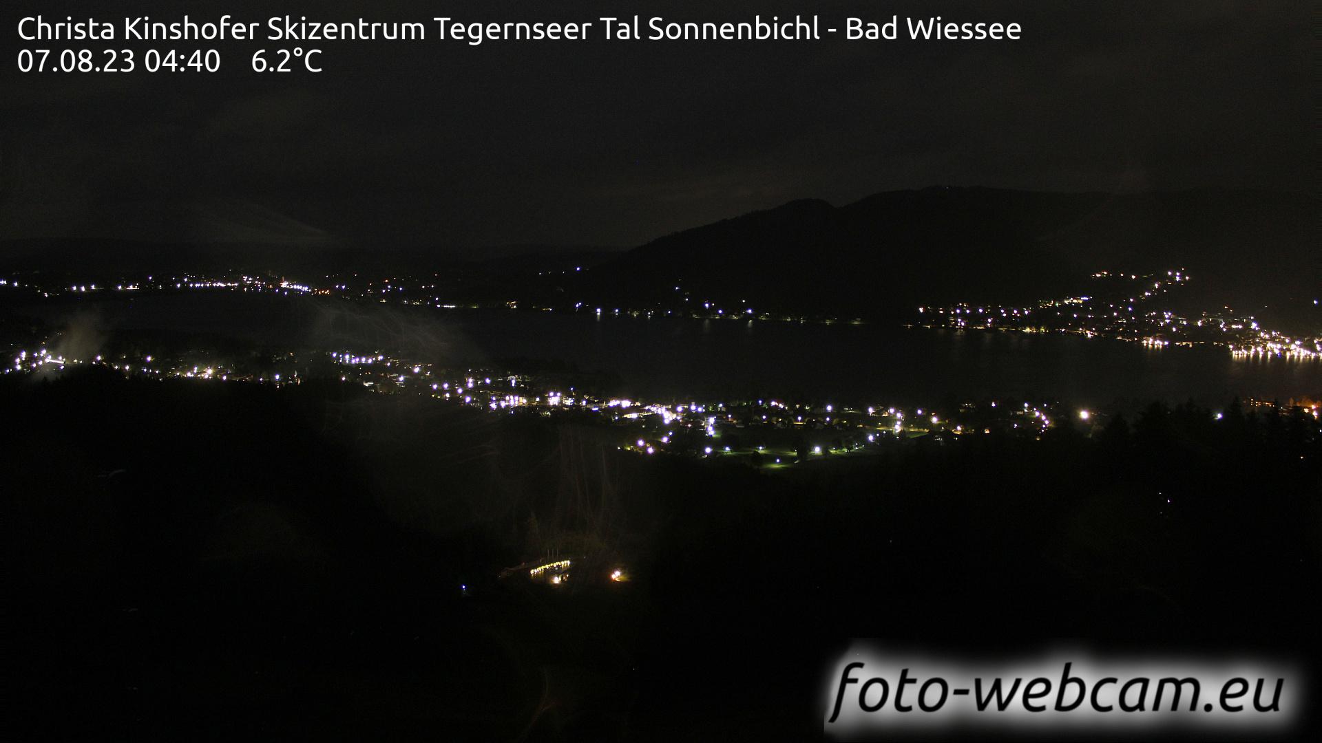Bad Wiessee Wed. 04:48