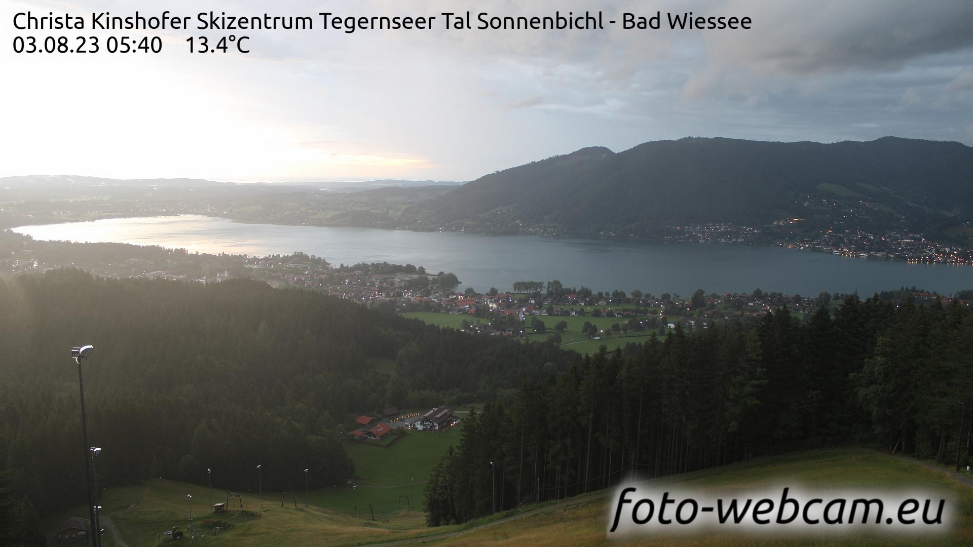 Bad Wiessee Wed. 05:48