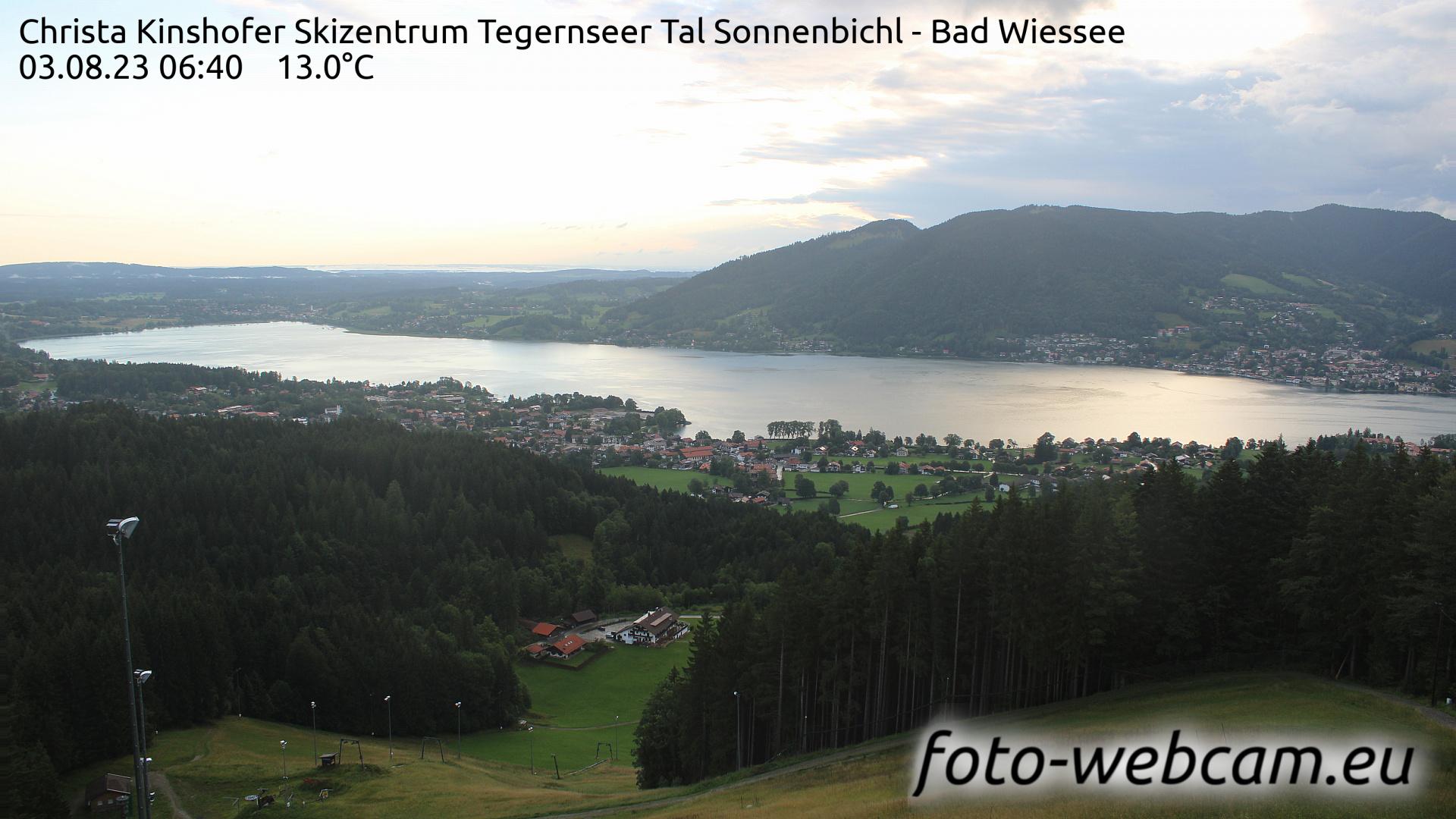 Bad Wiessee Wed. 06:48