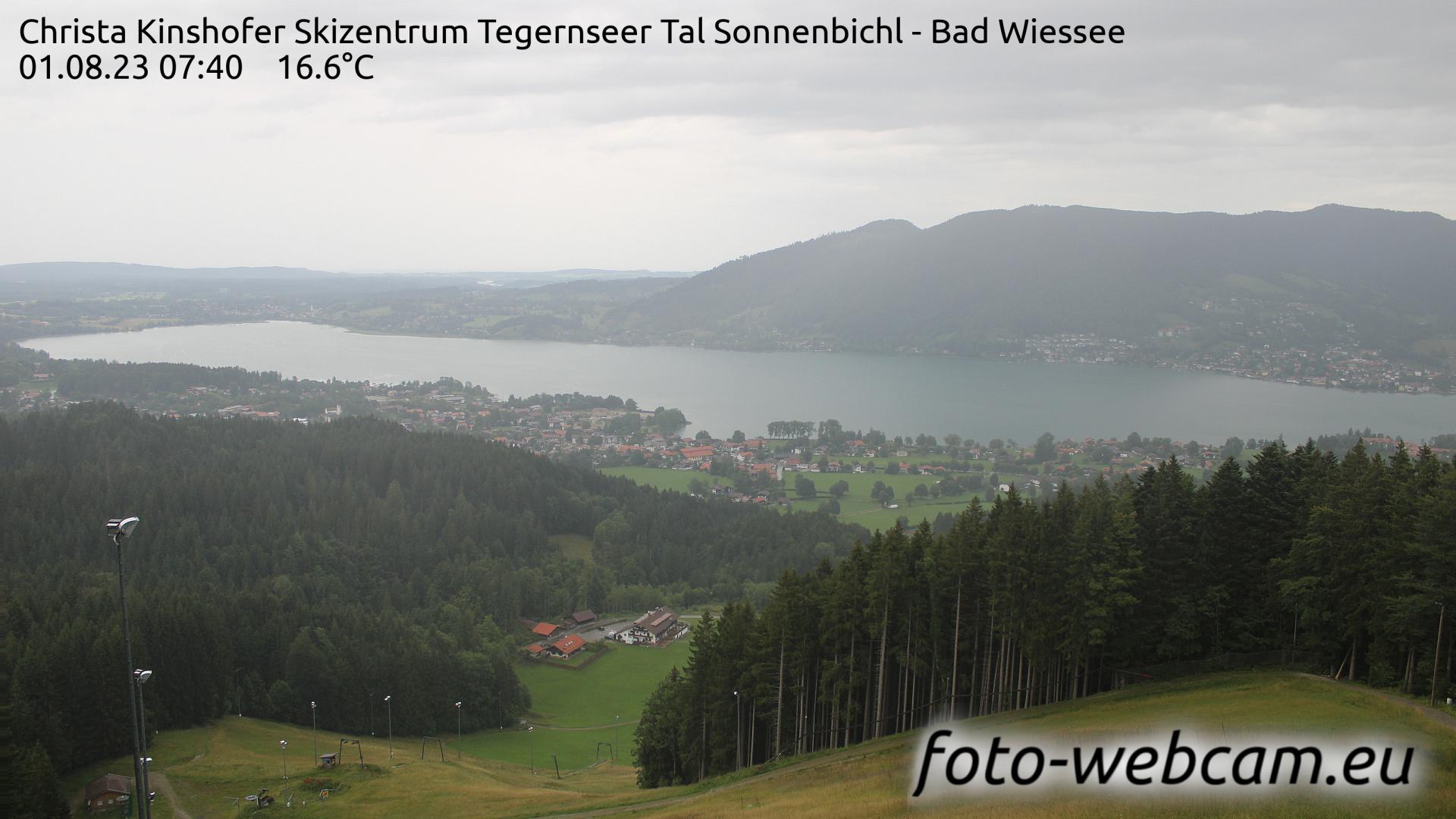 Bad Wiessee Wed. 07:48