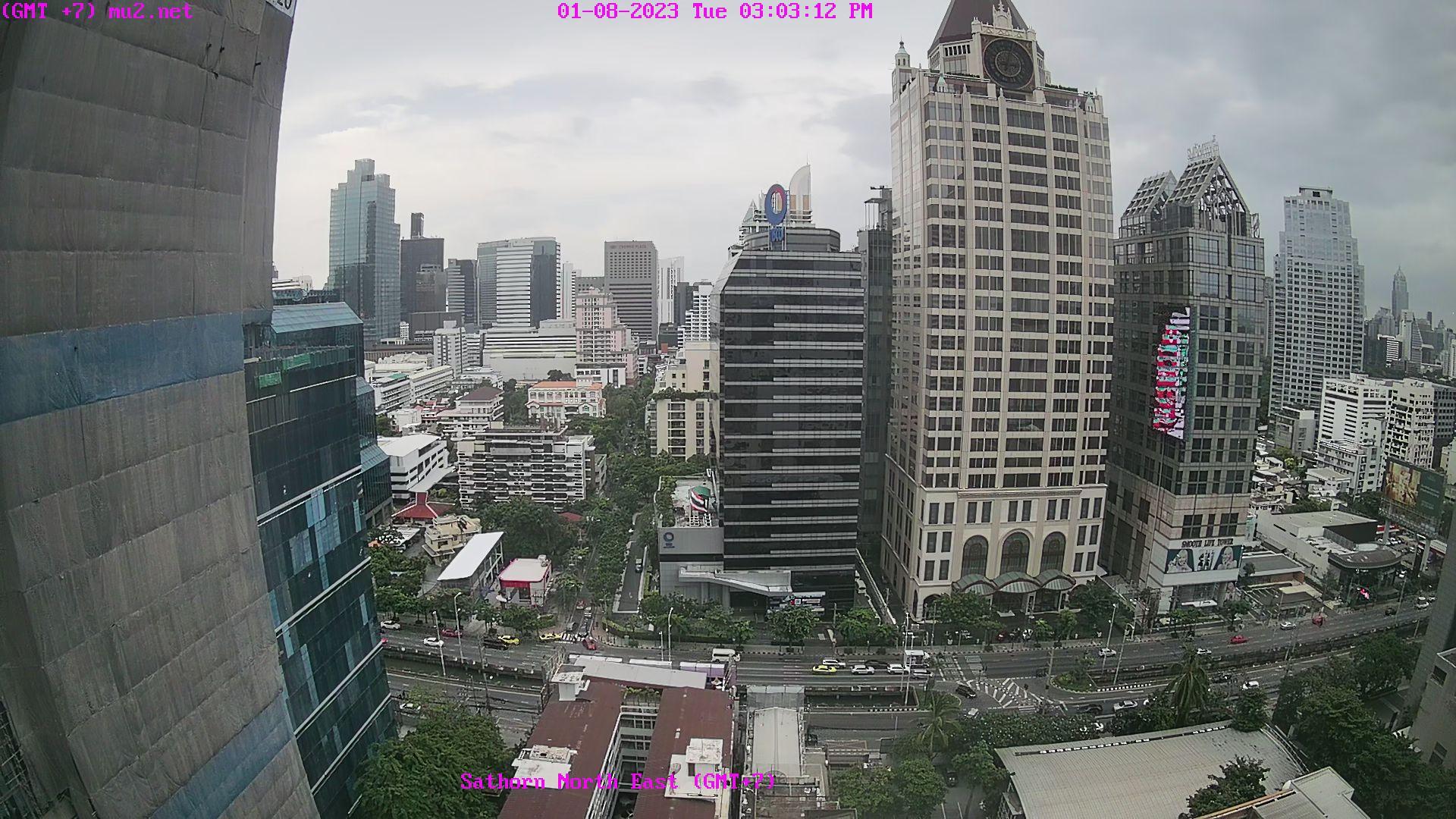 Bangkok Mon. 15:09