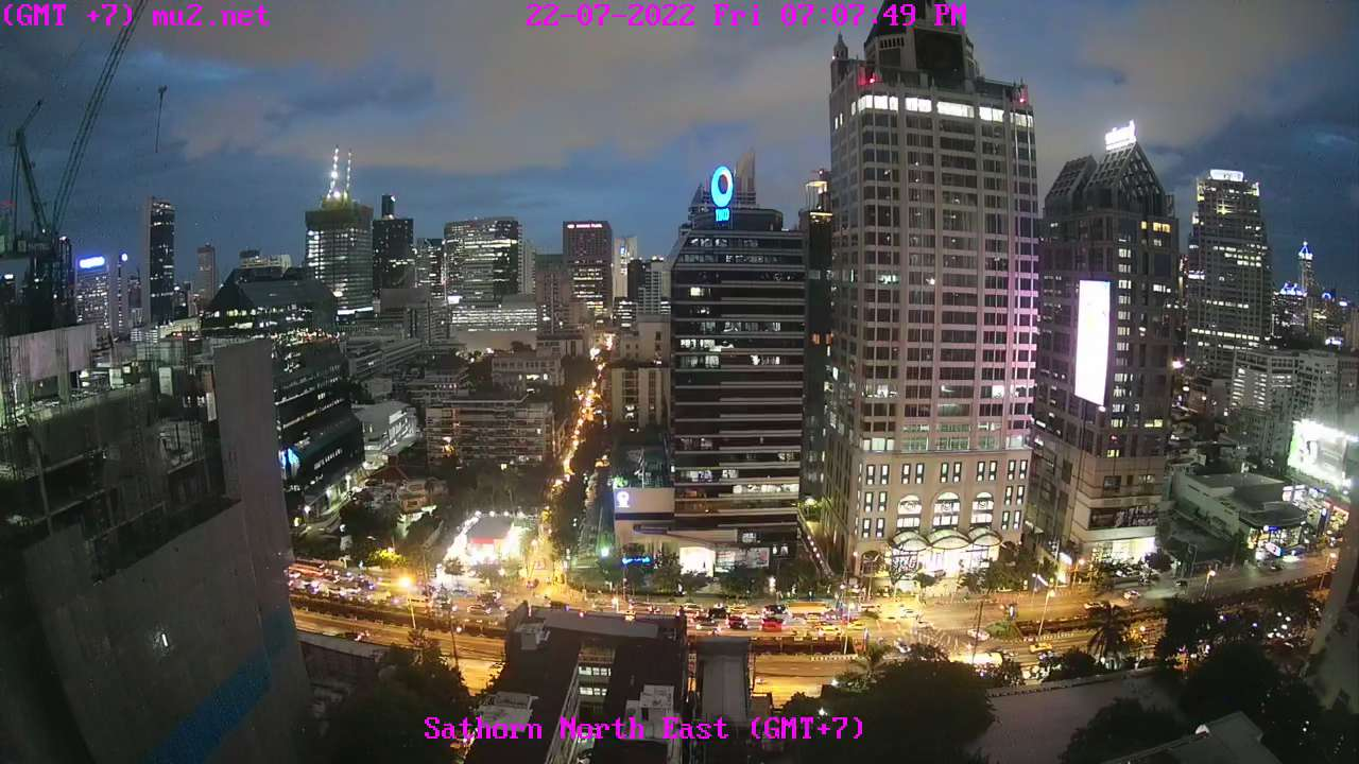 Bangkok Mon. 19:09