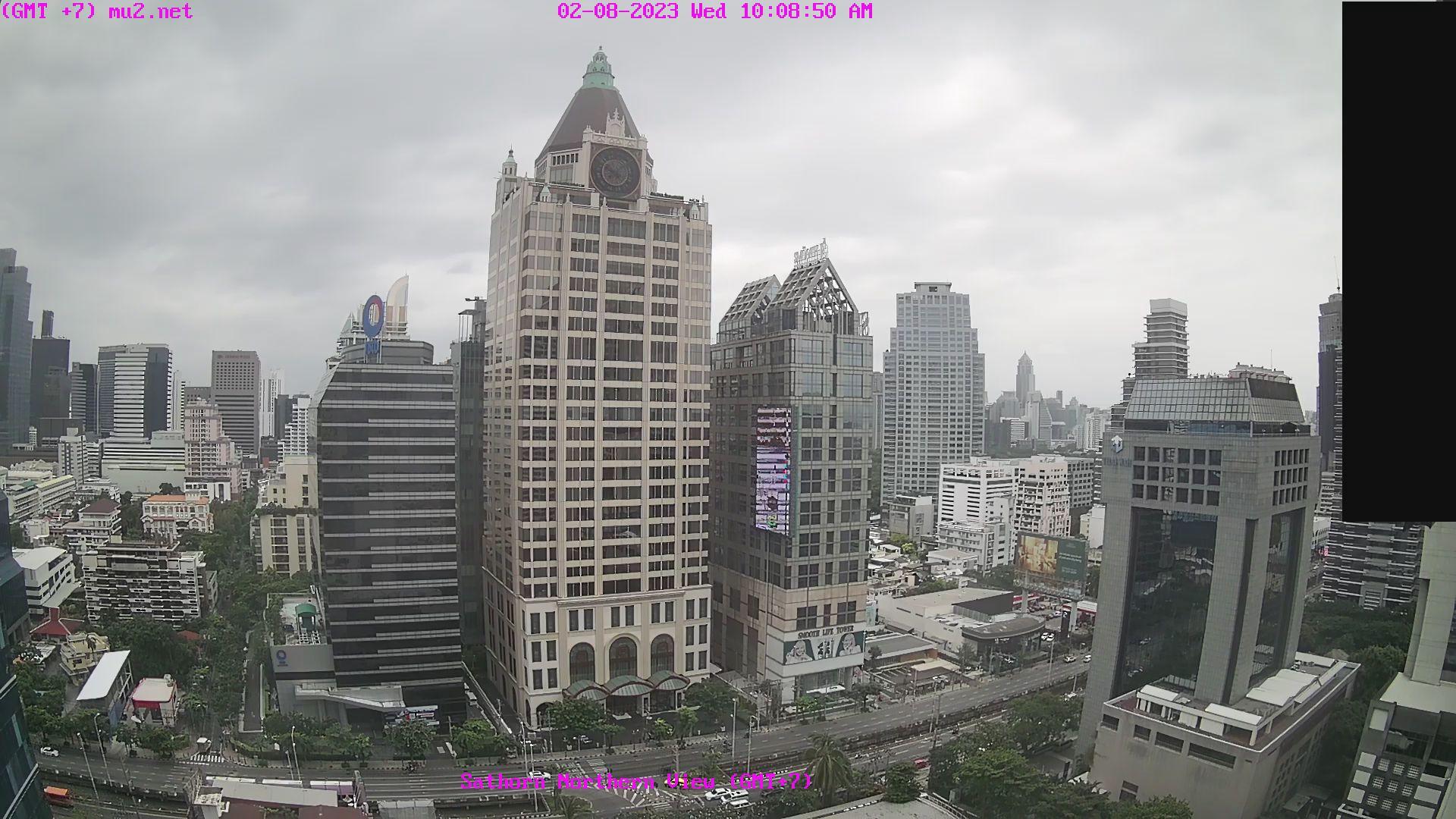 Bangkok So. 10:19