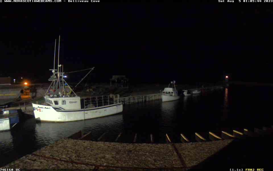 Belliveaus Cove Mon. 01:05