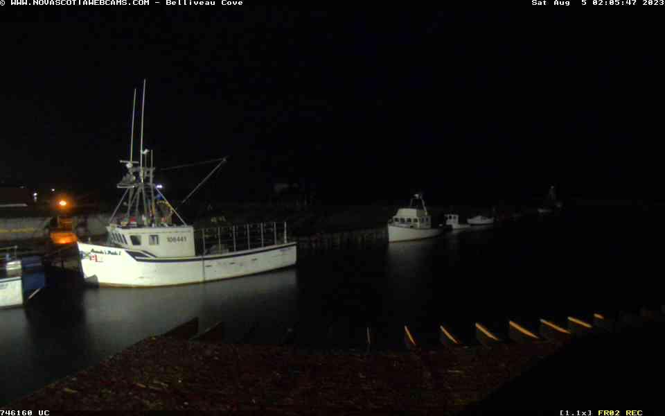 Belliveaus Cove Mon. 02:05
