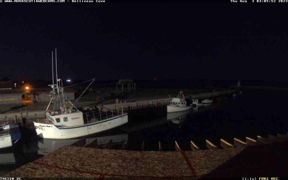 Belliveaus Cove Mon. 03:05